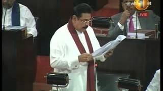Budget 2015 - 24.10.2014