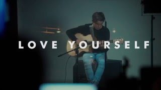 JUSTIN BIEBER - LOVE YOURSELF (JAI WAETFORD ACOUSTIC COVER) ☯
