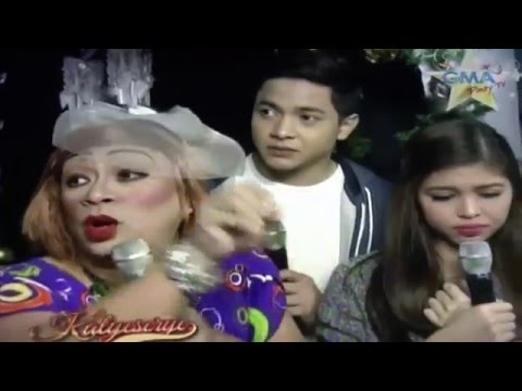 ALDUB FULL EPISODE (Yaya Meets Daddy Dod) - December 19, 2015