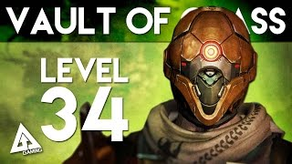 Destiny Level 34 Vault of Glass Ascended Raid Gear (House of Wolves)