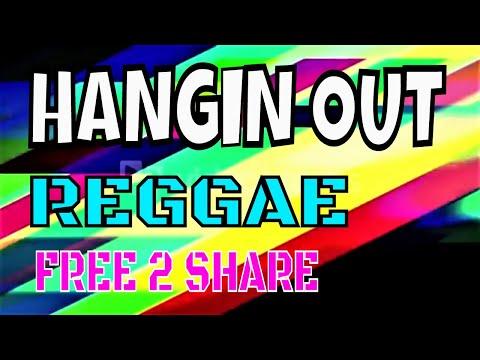 HANGIN OUT ♥ FREE PUBLIC DOMAIN MUSIC ♫  NO COPYRIGHT MUSIC * reggae