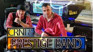 Crni & Prestige Band - Dva Života LIVE (COVER) Studio Asfalt