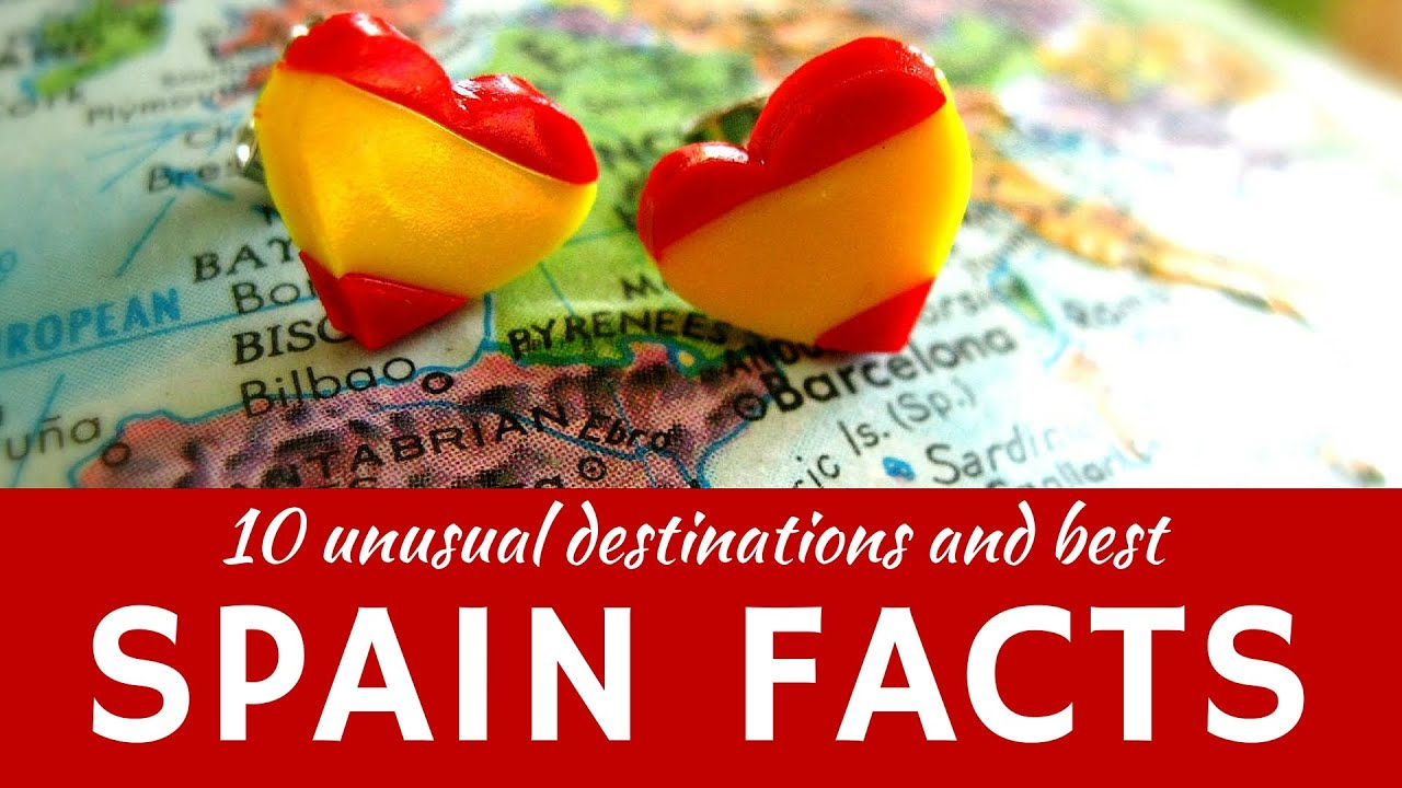 spain 10 fun facts u0026 presentation about best spanish things youtube