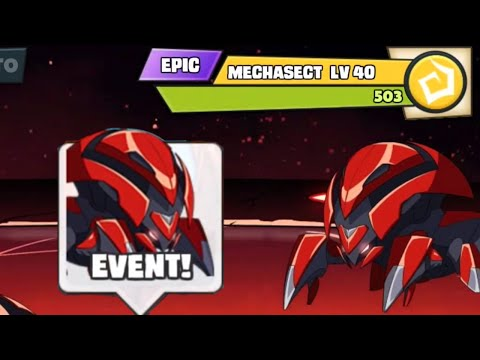 epic MECHASECT Boss Battle (Metal Island) | Mino Monsters 2 | iOS, Android