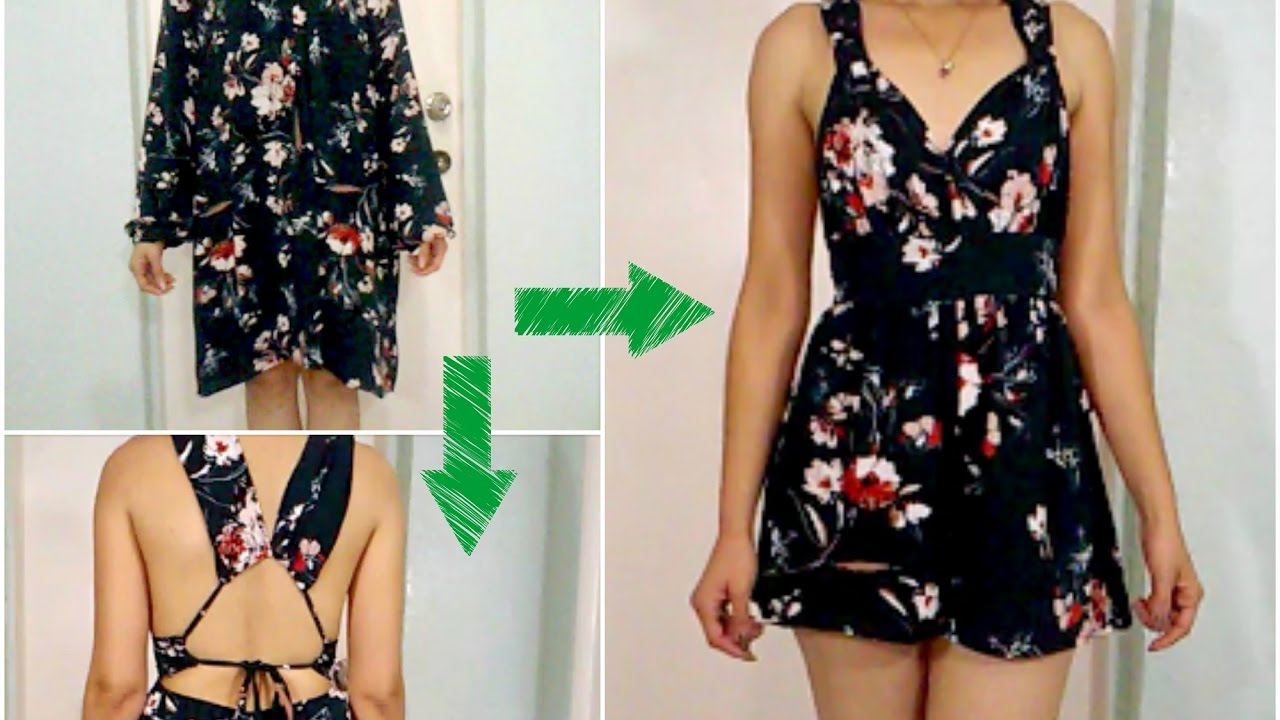 DIY Clothes Recycling Ideas # 11 - YouTube