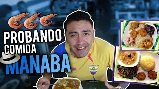 COMIDA MANABA EN QUITO- LO MEJOR DEL ECUADOR