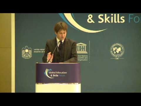 Higher Education: Where Are We Headed? GESF 2013