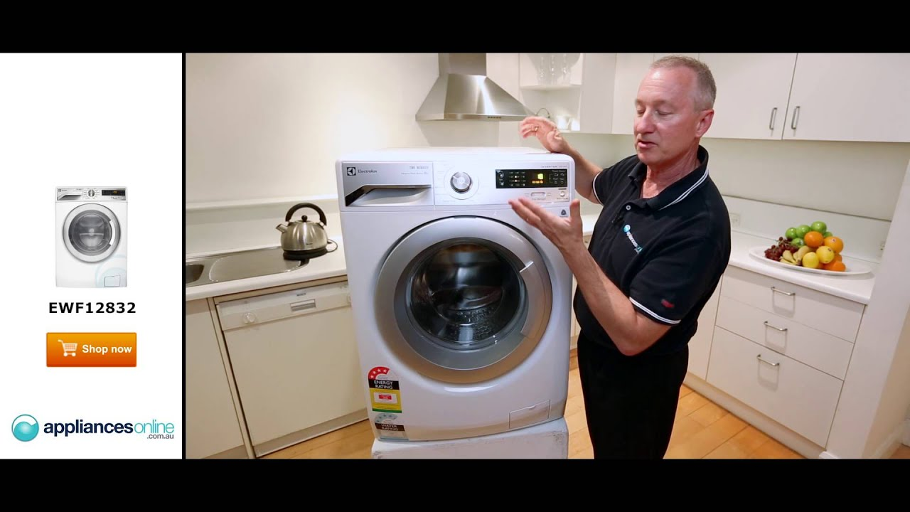 Expert review of the 8kg Electrolux Washing Machine ...
