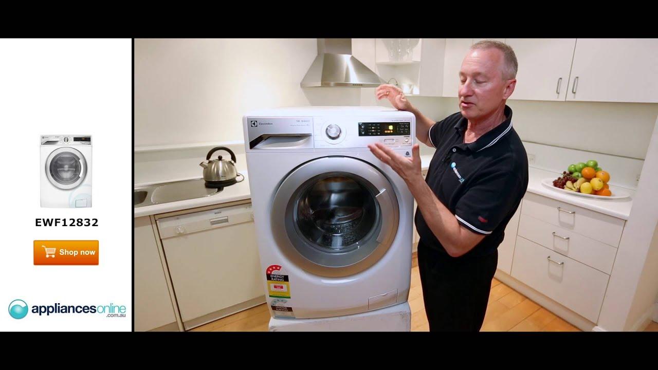 electrolux washing machine ewf12832 manual