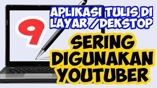9 APLIKASI MENULIS DI LAYAR/DEKSTOP TERKEREN SERING DIGUNAKAN YOUTUBER (GURU) screenshot 4