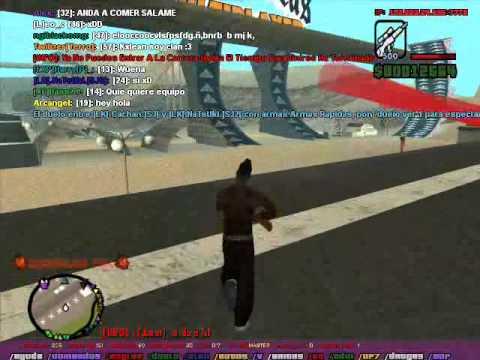 GTA San Andreas ONLINE gameplay español #1 (jodiendo un poco a ver si les gusta)