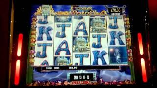 Neptunes Treasure 5 Scatter Feature + Pie Gamble - £500 Jackpot Fruit Machine