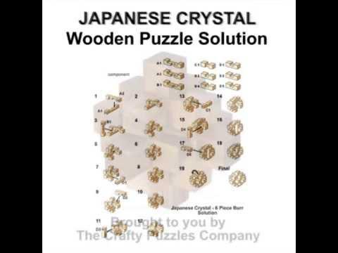 Wooden Puzzle Box Solution - Ivoiregion
