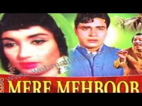 Yaad Mein Teri Jaag Jaag Ke Hum - Anonymous - Mere Mehboob