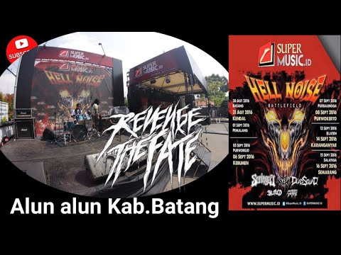Revenge The Fate Live In Batang