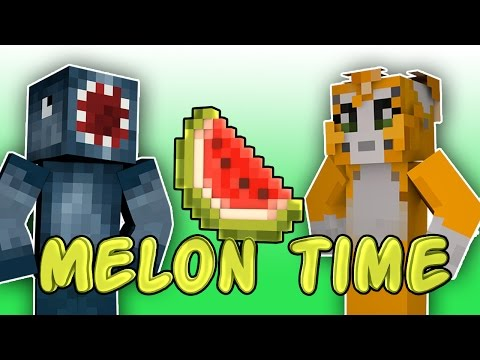 Minecraft Xbox - Island Of Eden - Melon Time! [21]