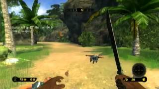 Far Cry Vengeance Wii Gameplay #1 (HD 720P)