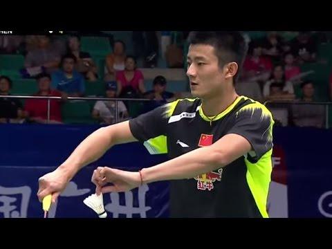 QF - MS - Lin Dan vs Chen Long - 2013国际羽联世界锦标赛