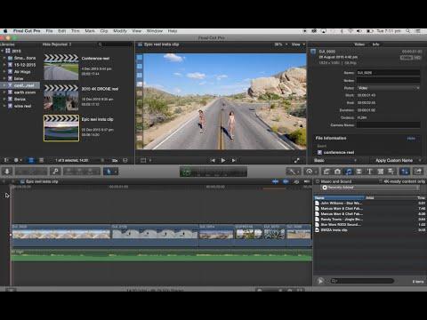 Instagram Video Export Settings Final Cut X Youtube