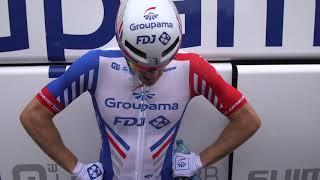 Tour de France - Arnaud Démare à l'arrivée 13e étape