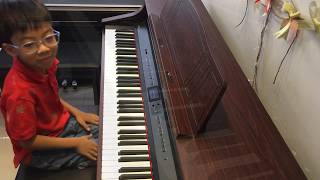Tác Phẩm: Tarantella    Piano Học viên Phước Sang    Trung Tâm Âm Nhạc Vĩ Cầm