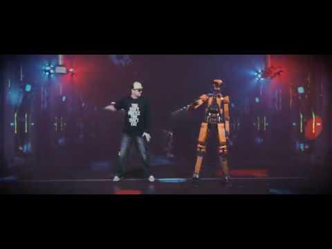 Dancing Droid (Kinect 2 Mocap)