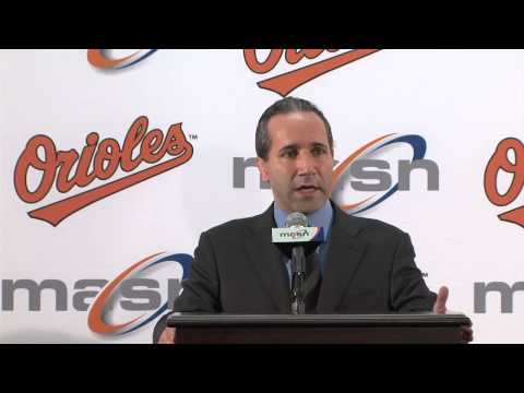John Angelos Remarks at the Learning with the O's Press Conference