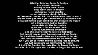 lloyd banks ft juelz santana - beamer benz or bentley lyrics