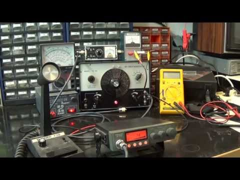 #50 Two way radio lab: Your very first radio lab on an extreamly low budgest to start off