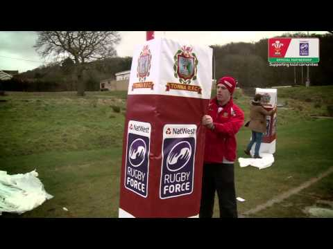 Wales rugby stars fondest childhood memories | WRU TV