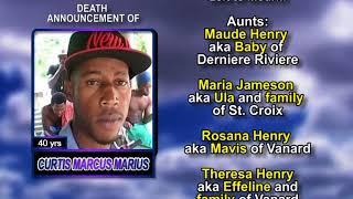 Curtis Marcus Marius long