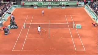 Novak Djokovic v Jo-Wilfred Tsonga Highlights HD
