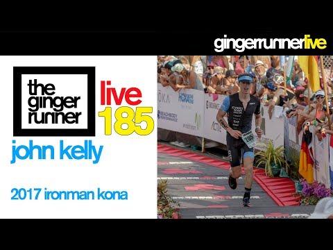 GRL #185   John Kelly, From Barkley to Ironman Kona