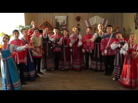 Ансамбль народной песни Млада  ДШИ Балакирева г  Ульяновск