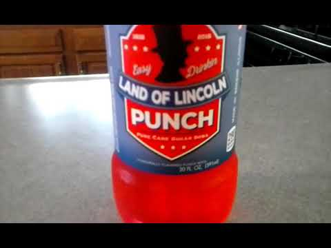 Land of Lincoln Punch Drink Review