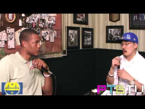 Anthony Randolph INTERVIEW - Part 1 - The Last Hope (EXCLUSIVE)