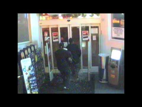 Drug Store Pharmacy Burglaries - Surveillance Footage