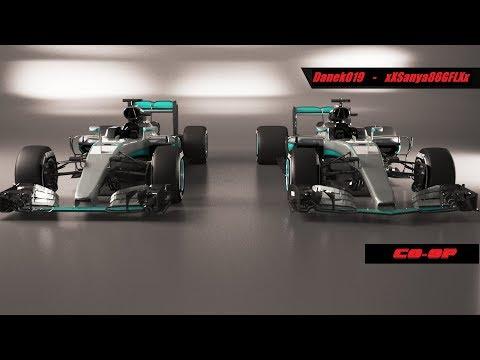 F1 2016(Pc)//China:Shanghai Futam//Coop//#3//Danek019 és XSanya86GFL/GocXx//