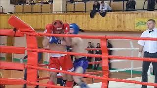 Алиев - Мехтиев. Кикбоксинг. Чемпионат ЦФО. 63,5 кг. Финал