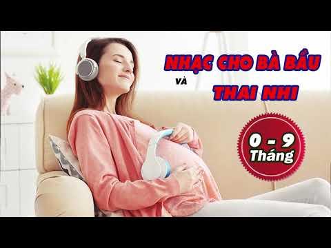 Nhạc bà bầu 0-9 tháng giúp Bé thư giãn thông minh ngay trong bụng mẹ – NHAC THAI GIÁO THÔNG MINH |  Mp3 Download