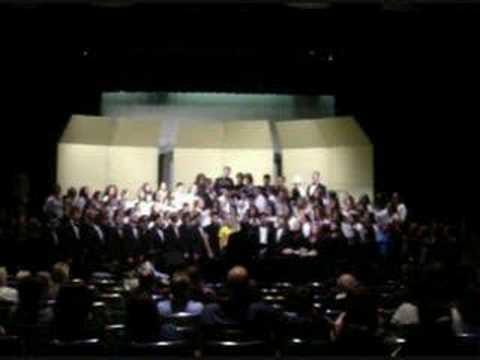 PVMHS Concert Choir, Chorale, and Alumni-