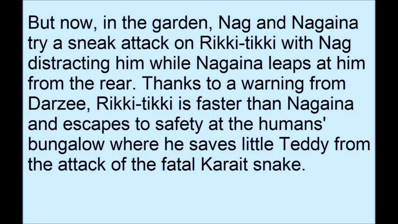 Rikki Tikki Tavi Movie