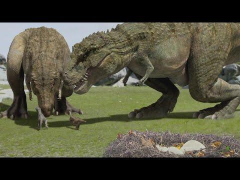 Speckles The Tarbosaurus Tribute remake