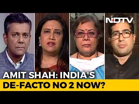 Modi Government 20: Amit Shah Home Minister Nirmala Sitharaman Gets Finance