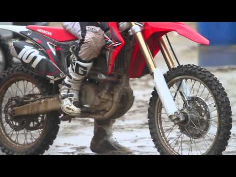 Racer X Films 2016 CRF250R Intro