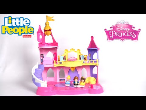 Little People Disney Princess Musical Dancing Palace from Fisher-Price