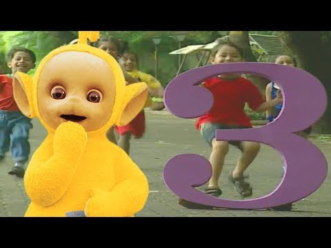 Thumbnail: Teletubbies Everywhere | Numbers 3 (India) | 101 | Cartoons for Children