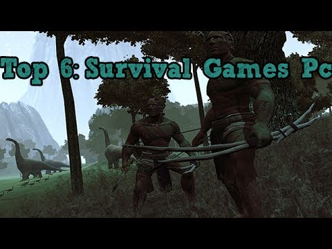 Top 6 survival games 2014 pc youtube for Survival crafting games pc