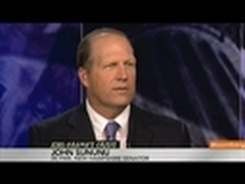 Sununu Says Obama's Job Plan Funding Sets Up `Roadblock': Video