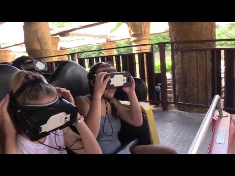 Ravenna: A Mirabilandia arrivano le montagne russe con la realtà virtuale   VIDEO